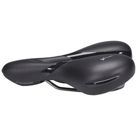 Selle Royal Respiro Soft Sattel Damen moderate schwarz